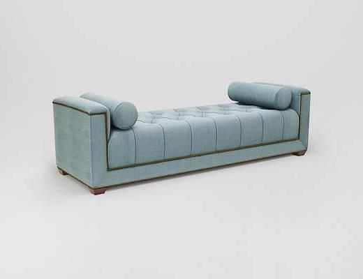 后现代, 尾塌, 沙发