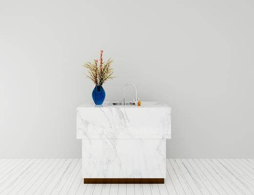 洗手台, 现代