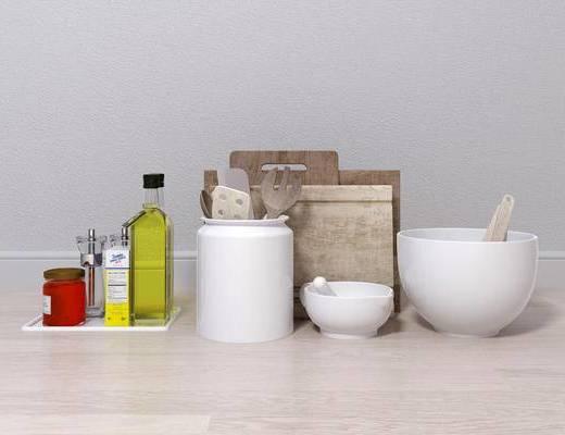 現代廚具, 廚具