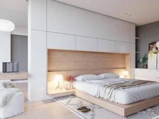 现代酒店客房3D模型