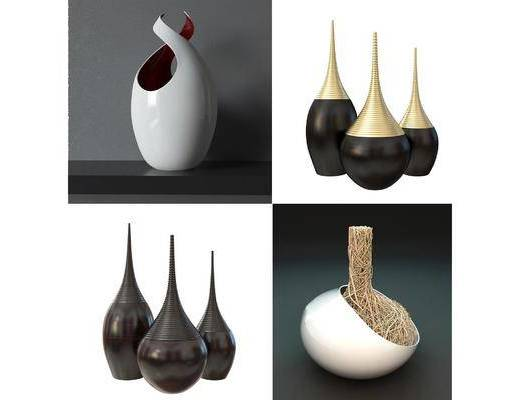 摆件, 现代简约, 瓷器