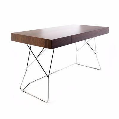 现代, 书桌, 简约, 桌几