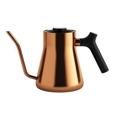现代, 热水壶, 家用, 电器