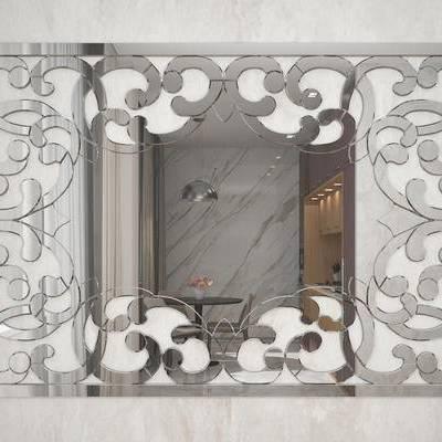 意大利GardaDecor, 镜子, 现代, 装饰镜