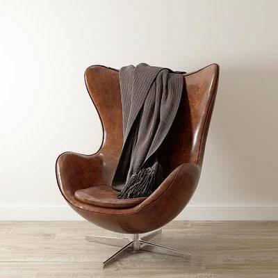 休闲椅, 北欧