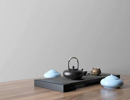 中式茶壶茶具组合, 茶壶茶具组合, 茶具组合