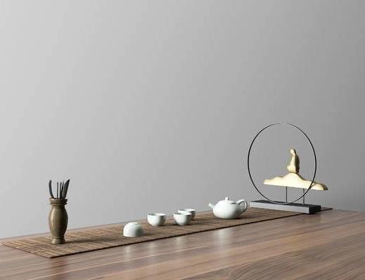 中式茶具组合, 茶具组合