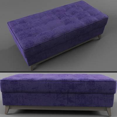 美式沙发凳, 沙发凳