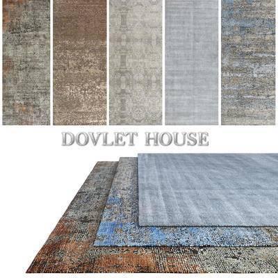 美式地毯, 地毯, 方形地毯