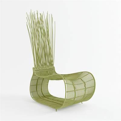 现代单椅, 单椅, 休闲单椅