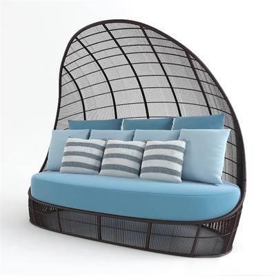 现代沙发, 休闲沙发, 沙发