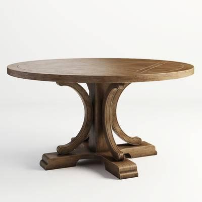 美式桌子, 桌子, 古典桌子