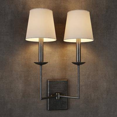 工业风壁灯, 壁灯