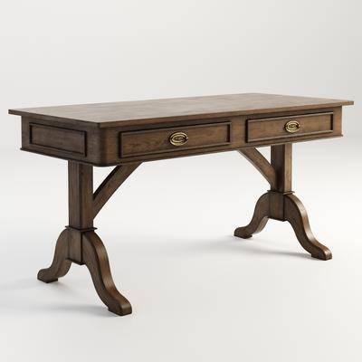 美式边桌, 边桌, 桌子