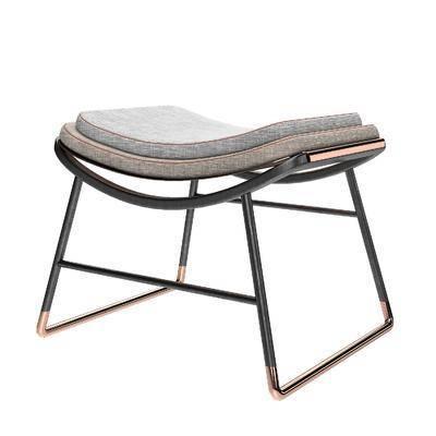 中式沙发凳, 沙发凳