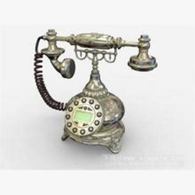 欧式, 电话, 电器