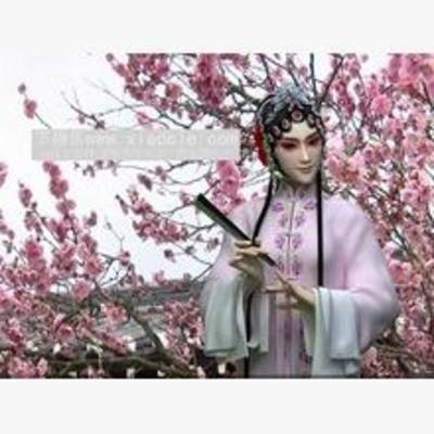 京剧, 女人