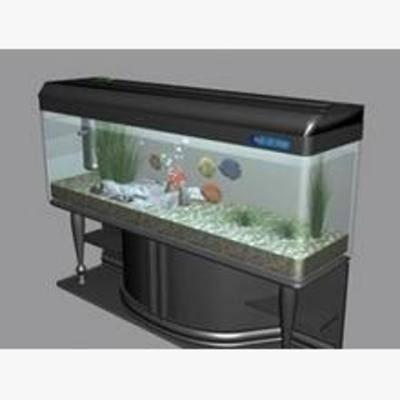 鱼缸, 现代