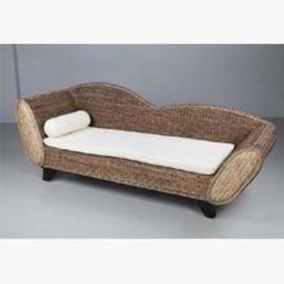 藤编贵妃椅, 田园贵妃椅, 贵妃椅, 东南亚