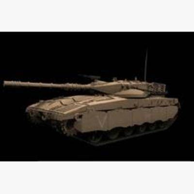 坦克武器, 现代