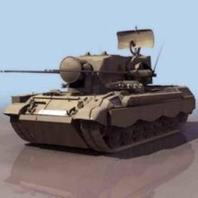 武器, 坦克, 现代