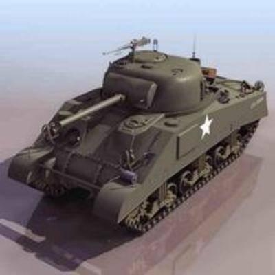 武器, 现代坦克