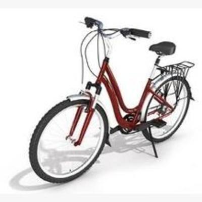 自行车, 交通工具