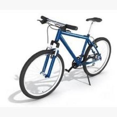 自行车, 山地, 模型