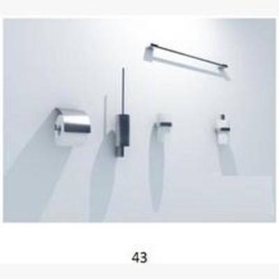 卫浴, 浴室构件, 现代