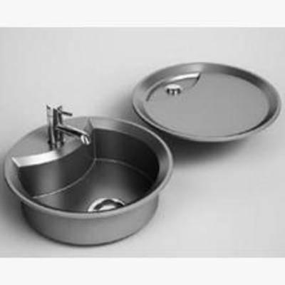 厨具, 现代, 不锈钢