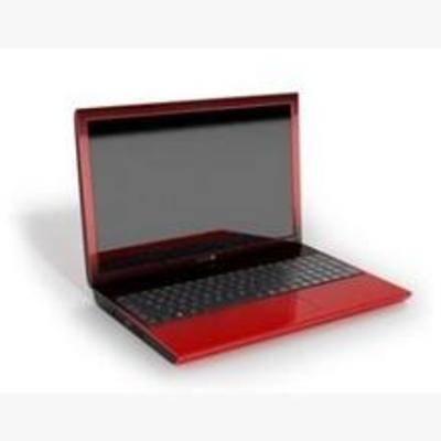 笔记本电脑, 电脑, 显示屏, 键盘, 现代, 电器