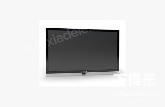 3dmax电视贴图素材