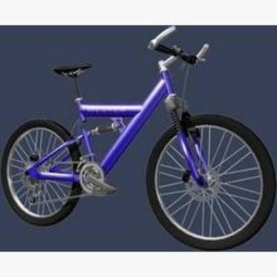 自行车, 模型