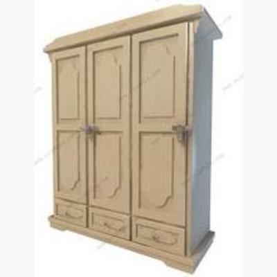北欧衣柜, 衣柜, 柜子