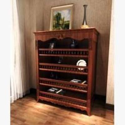 木质储物柜, 中式储物柜, 储物柜