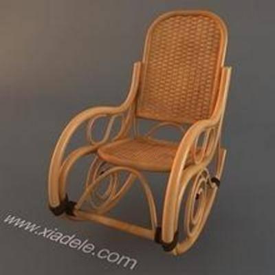 摇椅子, 田园椅子, 椅子