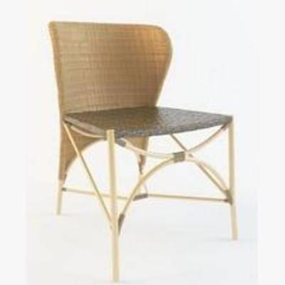 藤编椅子, 田园椅子, 椅子, 美式田园椅子, 美式藤编椅子
