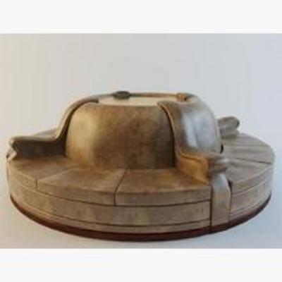 后现代沙发, 沙发