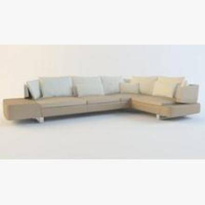 沙发, 多人沙发, 现代