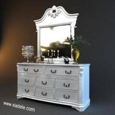 镜子, 梳妆台, 北欧梳妆台, 北欧镜子, 梳妆镜, 北欧