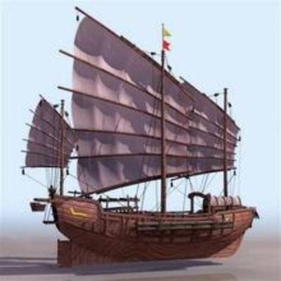 船, 模型
