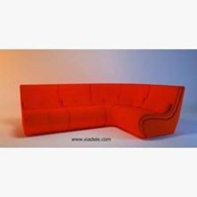 后现代沙发, 沙发, 多人沙发