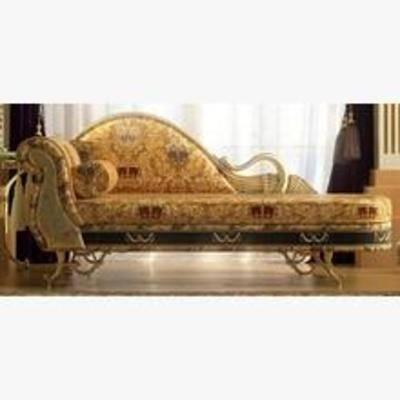 金属贵妃椅, 欧式贵妃, 欧式贵妃椅, 贵妃椅