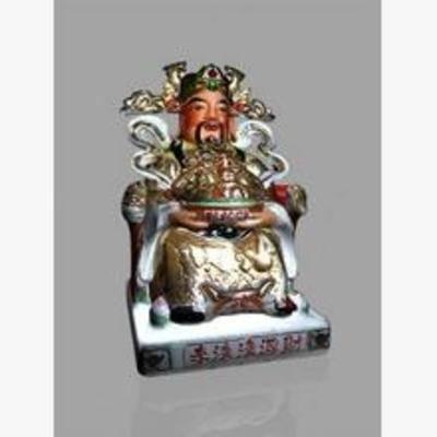 中式, 雕塑