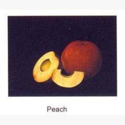 水果, 现代, 桃子, 食物