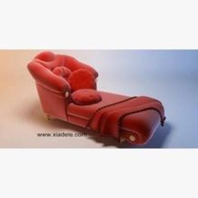 布艺贵妃椅, 现代贵妃椅, 贵妃椅