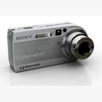 数码相机, 索尼, 现代电器