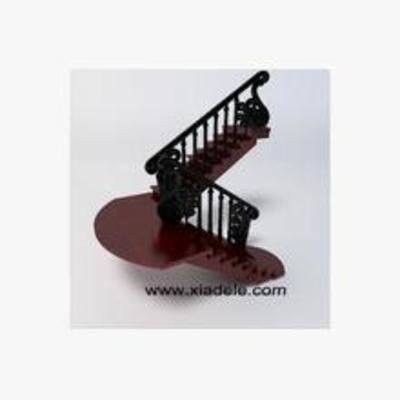 旋转楼梯, 欧式