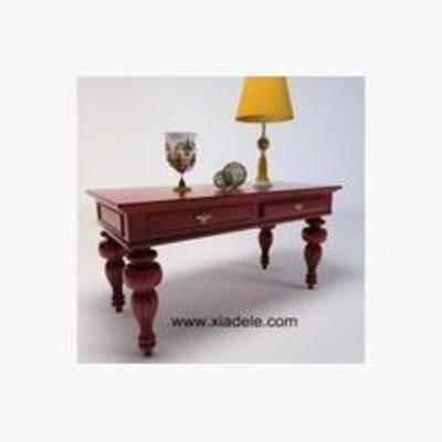 中式桌子, 桌子, 木质桌子