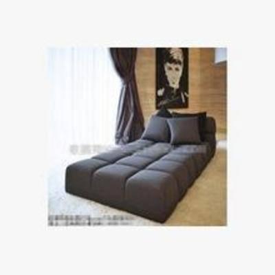 沙發床, 沙發, 現代